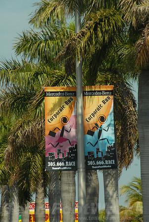 2009 Fort Lauderdale Mercedes-Benz Corporate Run Photos by Susan Tillett