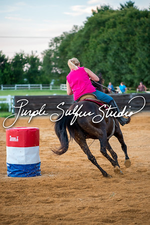 Barrel Racing - August 23, 2016