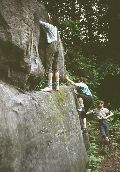 Harrison's Rocks