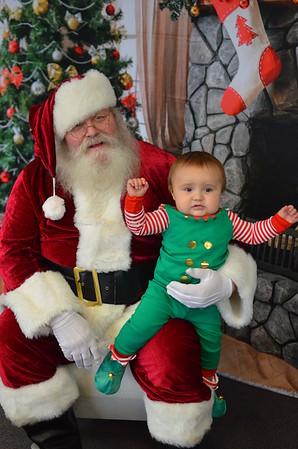Brook - Santa & Me 2016