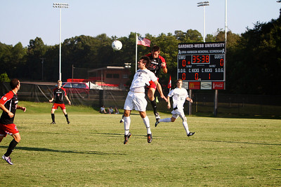 Men's Soccer vs Davidson