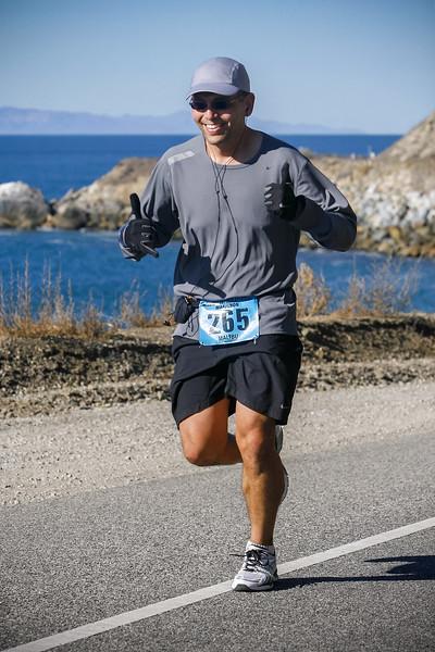 Marathons: Participant