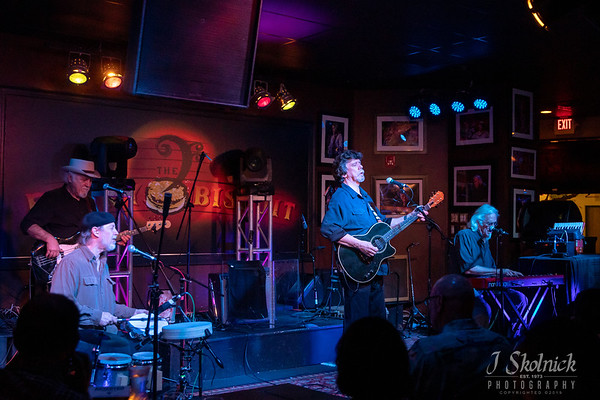 The Subdudes at the Funky Biscuit 2.16.19