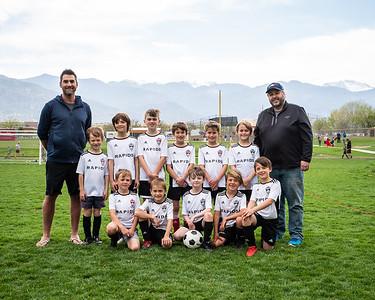 Soccer- Spring 2021 Season