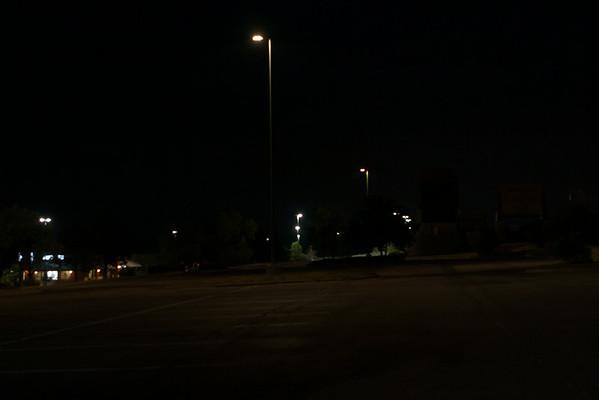 Parking Lot Pole LED's