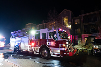 Courtney Downs Apartment Fire