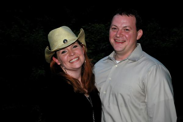 9-8-07 Karen & Jeff Engagement Party