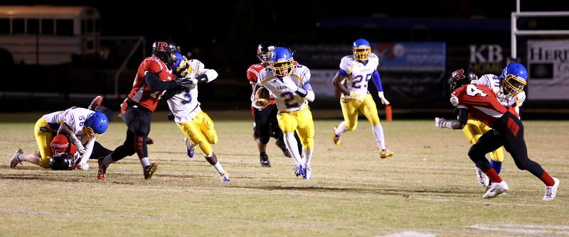 Garner Football 2014
