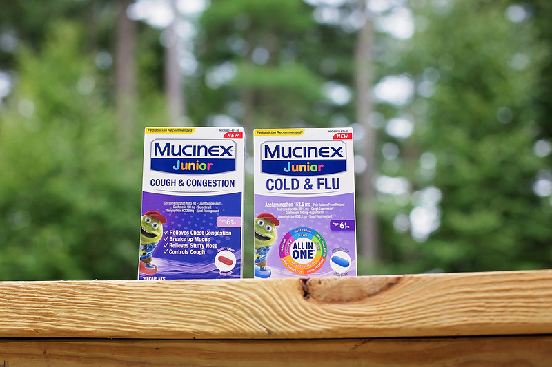 #ad These Must Have Items for Your Kids' Medicine Cabinet will get you ready for cold and flu season ahead. Mucinex® Junior Caplets are a must for your kids