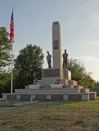 Union Miners Cemetery and Mother Jones Monument in Mt. Olive