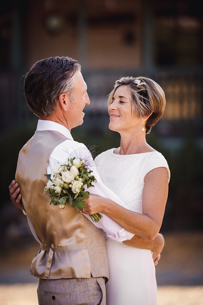 Laurie and Steve - Cow Track Ranch - Nicasio, CA