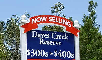 Daves Creek Reserve
