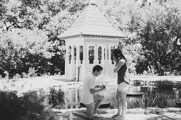 Nick + Jen//Proposal July 2016