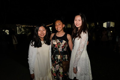 7th, 8th-Graders Enjoy HMS Spring Formal