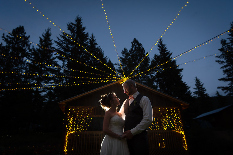 Tiffany & Brendan - Shylynn Ranch Wedding