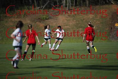 LHS v HHS Girls Soccer
