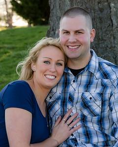 Samantha and Chris