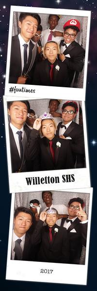 Willetton SHS Ball 17 Photostrips B
