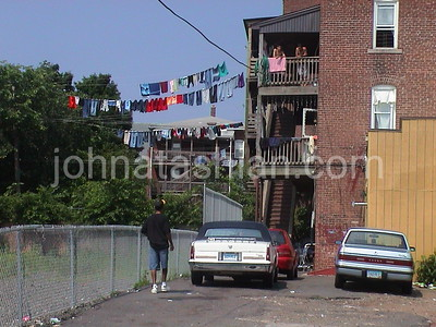 New Britain Street Scene - June 15, 2001
