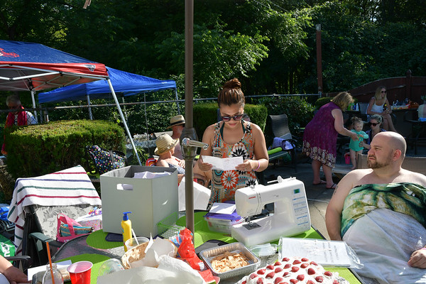 July 4th Party and Grace's Birthday 2017