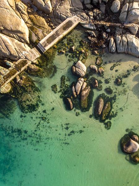 Camps Bay tidal pool, 2020