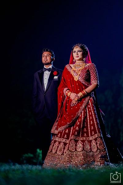 Ishtiaq & Samiha Reception