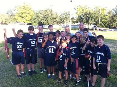 2011-10-04 Boys Football