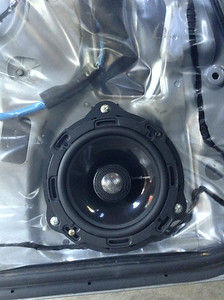 2007 Subaru Impreza WRX Front Door Speaker Installation - USA