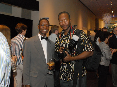 2009 Commencement: Deans Reception at Air & Space Museum