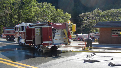 WEST PENN TOWNSHIP WHITE DINNER FIRE 9-18-2011 PICTURES AND VIDEOS BY COALREGIONFIRE
