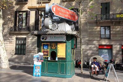 Barcelona-day 2  Nov 7