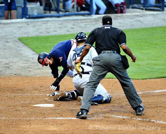 6/4/10 Braves vs. SWB Yankees