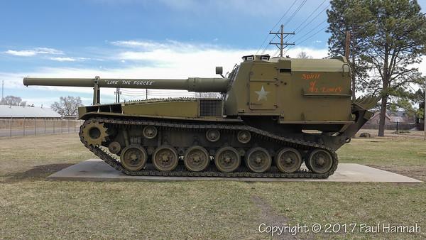 Camp George West - Denver, CO - M53 & Artillery