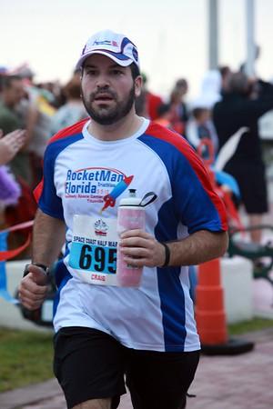 Space Coast Half Marathon - Running