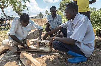 Livelihood projects, Bidi Bidi refugee settlement