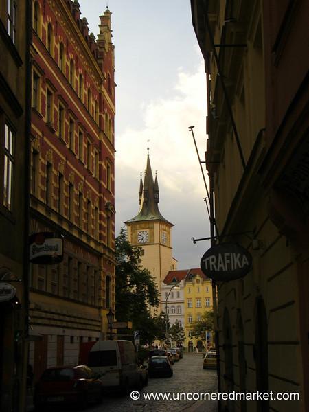 Old Town Streets - Prague, Czech Republic