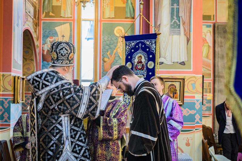 Holy Saturday with His Beatitude, Metropolitan Tikhon