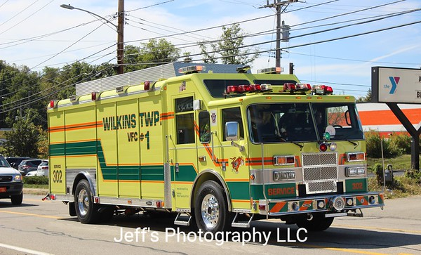 Wilkins Township Volunteer Fire Company No. 1