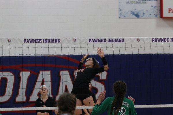 March 9, 2019 - Lincolnwood 7th Grade Volleyball