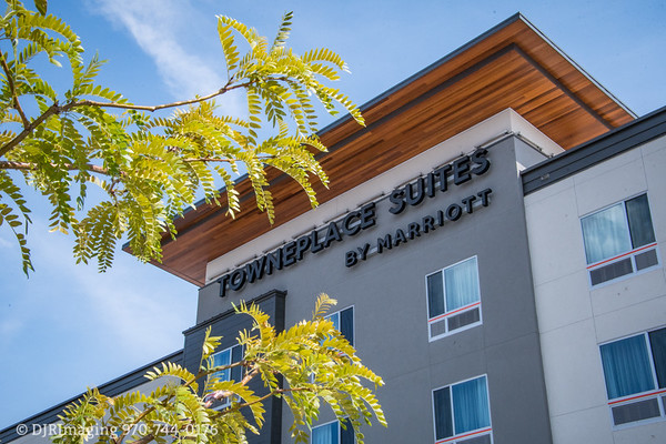 Loveland Chamber - Towneplace Suites Ribbon Cutting - 8/6/2019