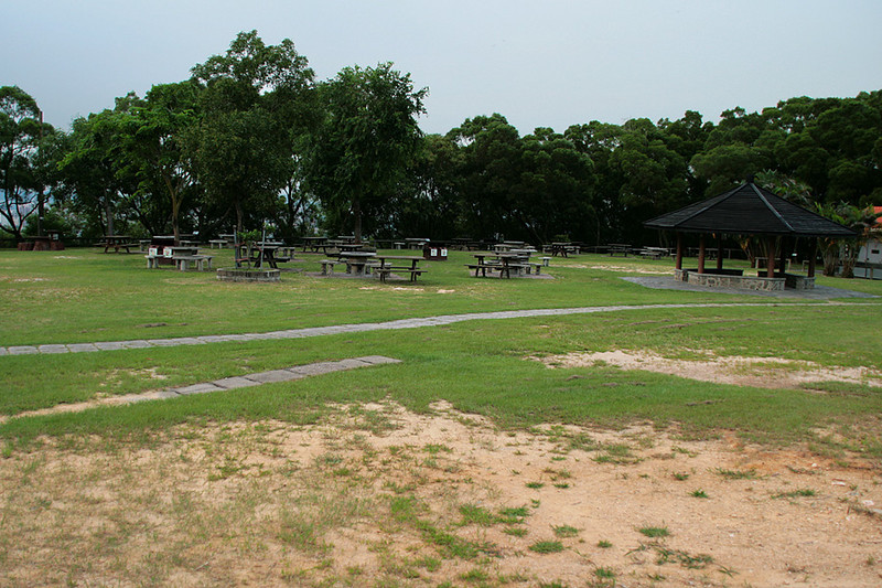 Tai Lam Country Park, MecLehose Trail Section 9, Barbecue Area