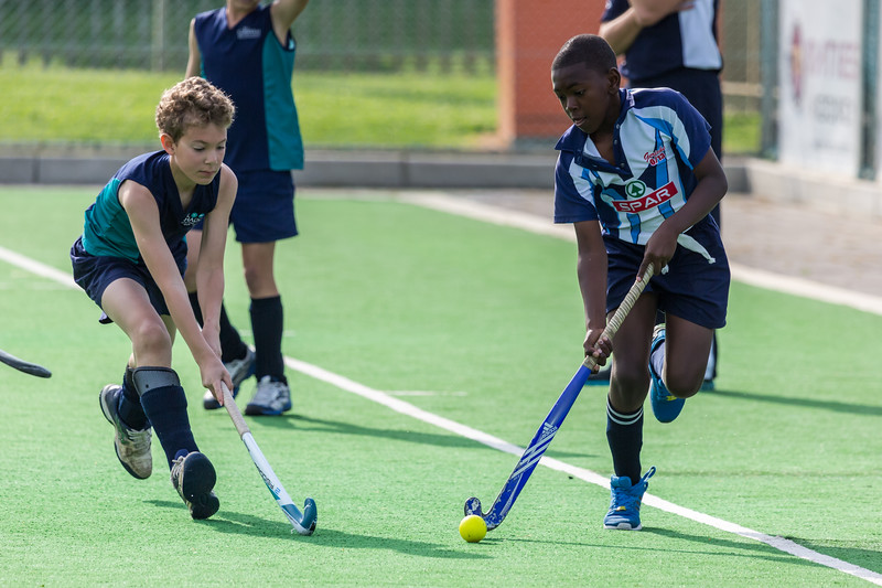 Hockey u12 El Shaddai vs. Gericke