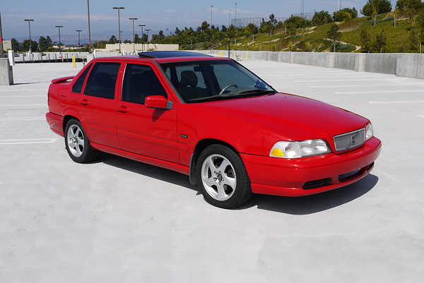 1998 volvo S70 T5 stock [RETIRED]