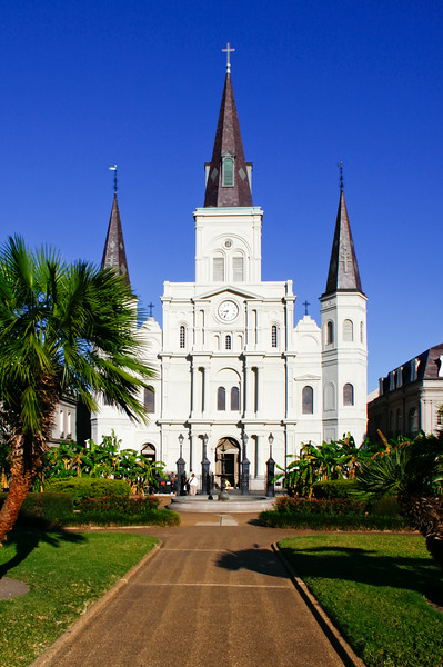 French Quarter - St. Louis Cathedral