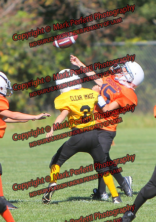 Orange vs Gold 9-16-2012
