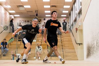 2015-02-27 Andrew McGuinness (Navy) and Michael LeBlanc (Princeton)