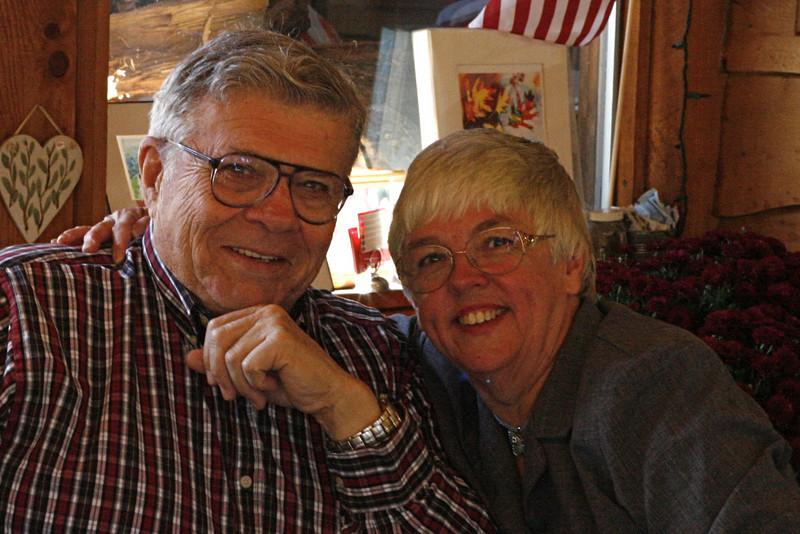 Mary and Joe Ingrhim