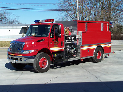 CARBONDALE TOWNSHIP FIRE DEPARTMENT  - CARBONDALE
