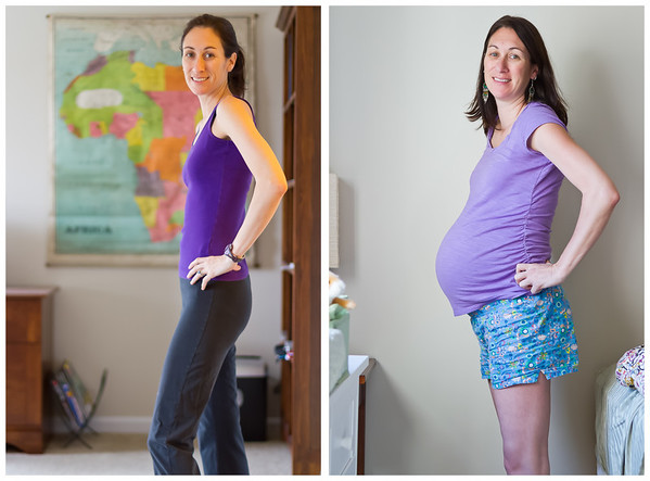 Pregnancy Pictures - 2012