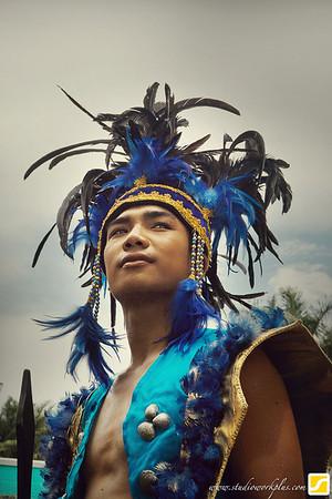 Ibalong Festival 2012